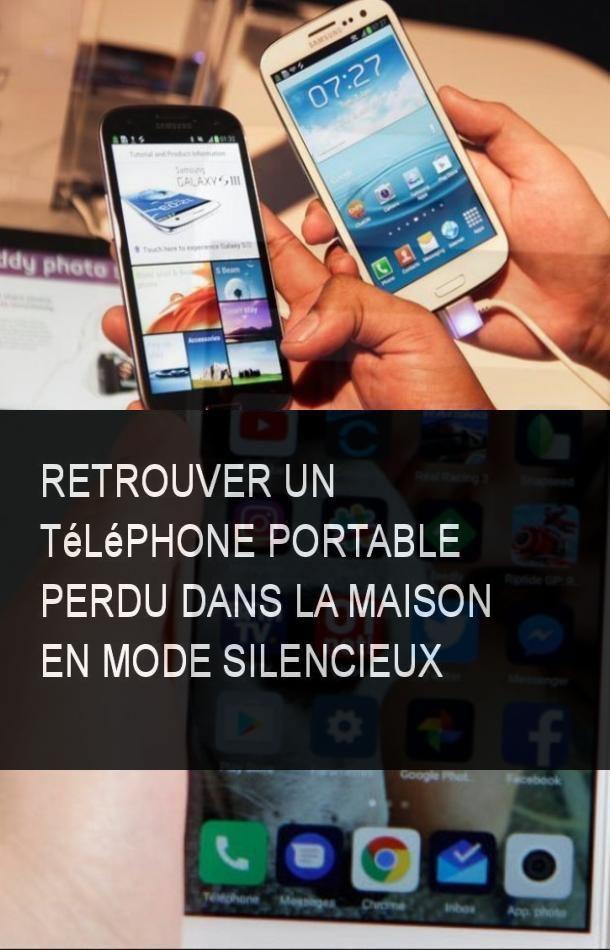 Faire sonner un iPhone même en silencieux
