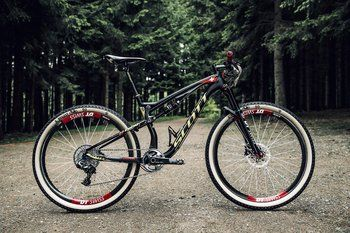 Is this the lightest cross-country bike around?
