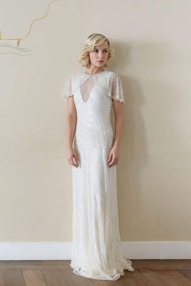 1930s Vintage Style Wedding Dress – fashion dresses