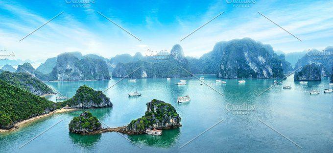 Ha Long Bay - Vietnam by thangz --> https://crmrkt.com/Q4avQ