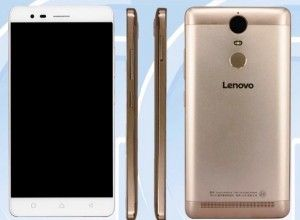 Lenovo Phone with 5.5-Inch Display, Octa-Core CPU, and Fingerprint Sensor Coming