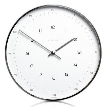 #home #interior #clock #minimalism