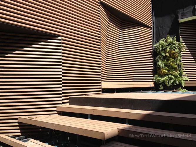 NewTechWood WPC Decorative Cladding Mexico, please visit www.newtechwood.com for more information.