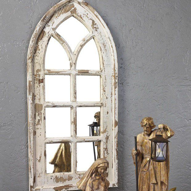 36 best mirrors images on pinterest wall mirrors arches for Window arch wall decor