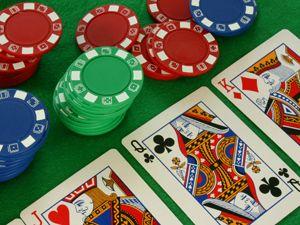 Fondo de Pantalla de Juego de Póquer