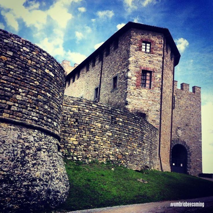The castle #Montegiove