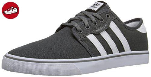 Adidas Performance Seeley Skate-Schuh, Asche grau / weiÃ? / schwarz, 10,5 M Us - Adidas schuhe (*Partner-Link)