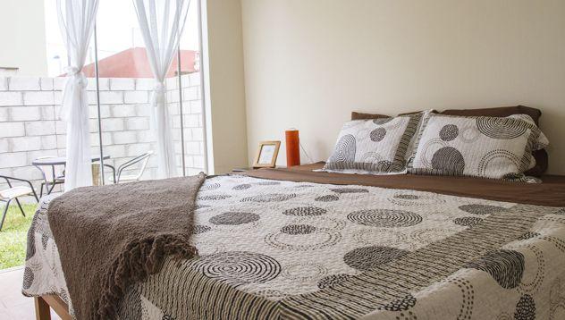 Dormitorio - Galilea Constructora - Casa Garza Base - Proyecto Monte Verde