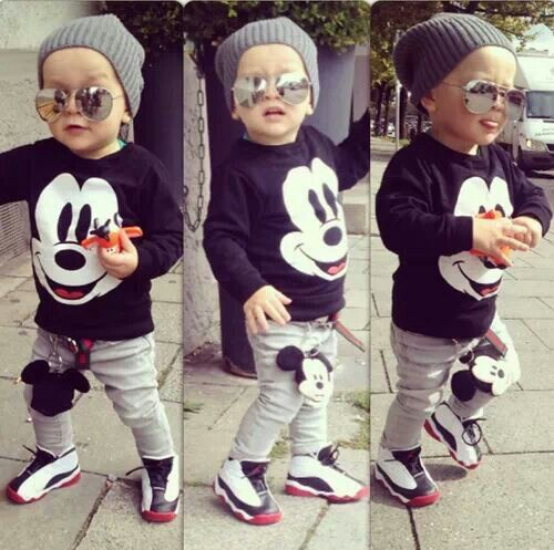 Baby swag :)