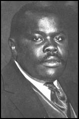 Marcus Garvey : Biography