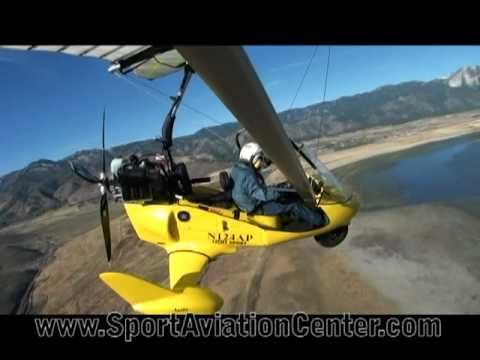 Engine Out Emergency Deadstick Landing Trike Flying with Paul Hamilton CFI - YouTube