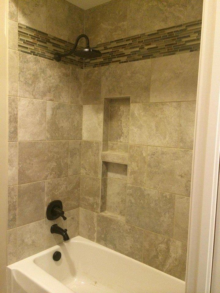 Bathroom Tub Trim Youtubebathroommakeover Bathtub Tile Bathtub