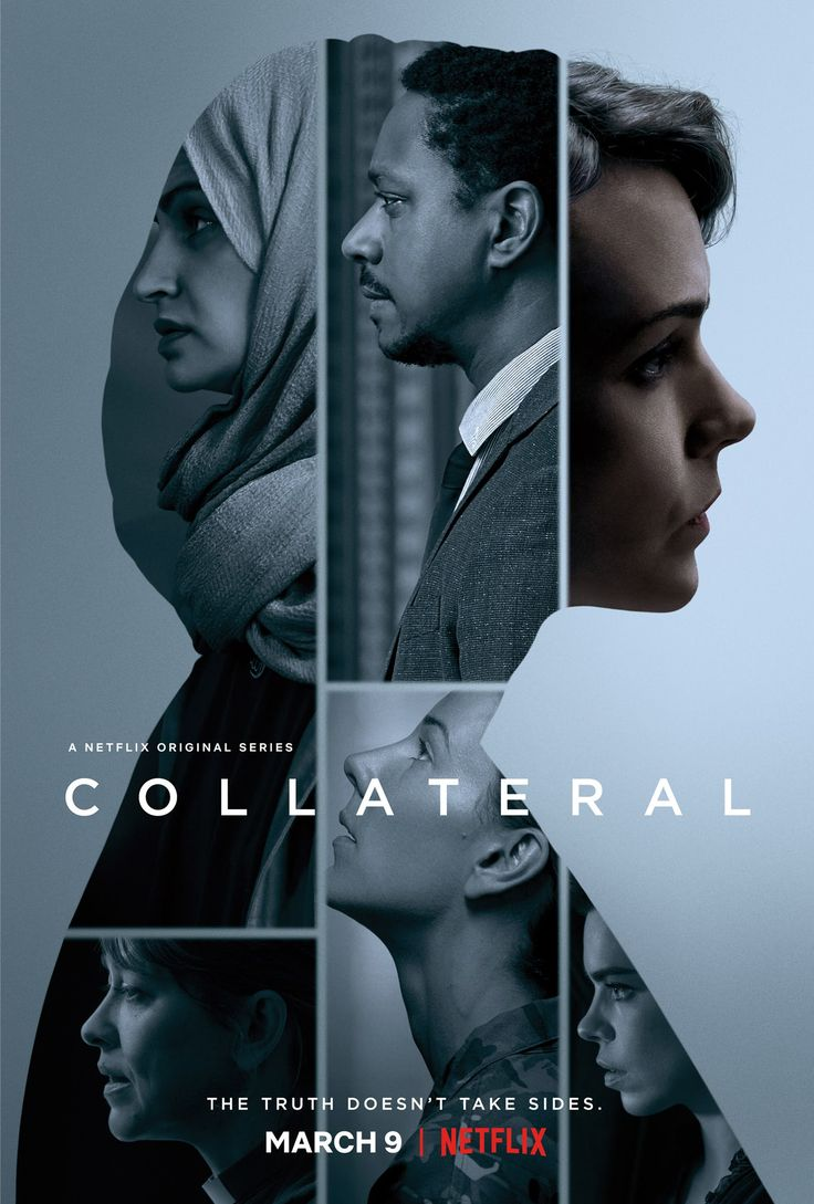 Netflix drops the first trailer for the crime thriller Collateral, a UK limited series starring Carey Mulligan, John Simms, and Billie Piper.