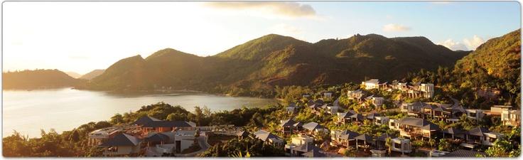Heading here in April - Praslin, Seychelles