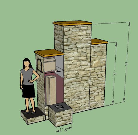 78 best masonry heaters images on pinterest rocket for Most efficient rocket stove design