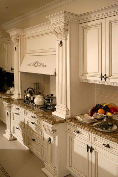 Best 25 Antiqued kitchen cabinets ideas on Pinterest