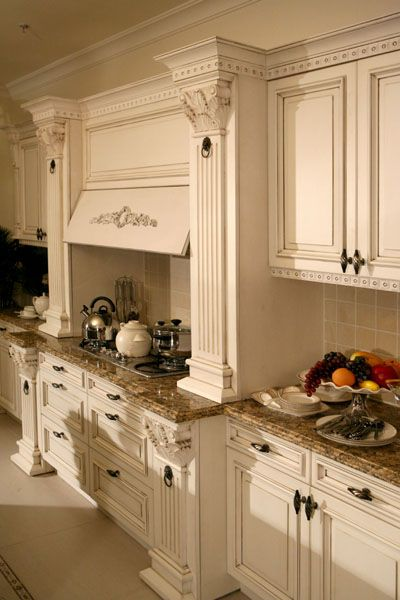 17 Best ideas about Cream Colored Kitchens on Pinterest | Cream ...