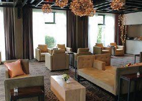Revolution Room at the Proximity Hotel in Greensboro North Carolina