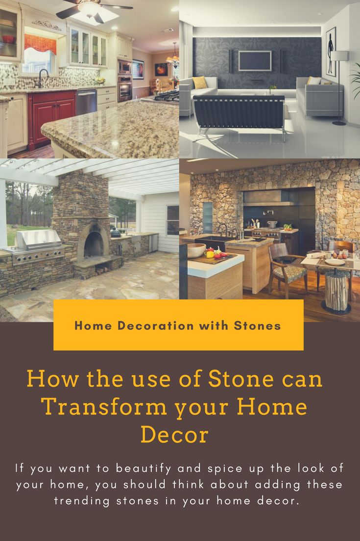 Discover the natural beauty of stones and how to incorporate them into your home decor.