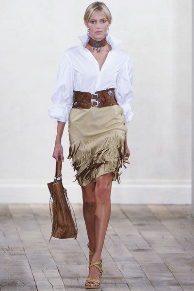 Ralph Lauren, I would sooo rock this outfit!