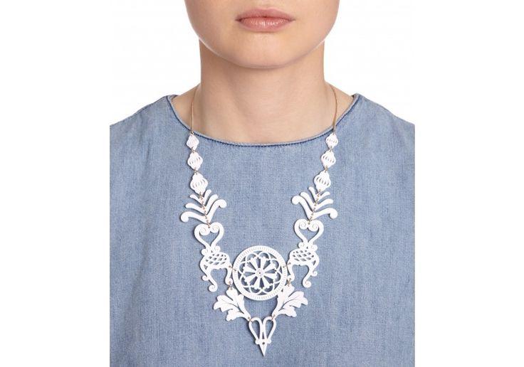 Tatty Devine Walled Garden Necklace