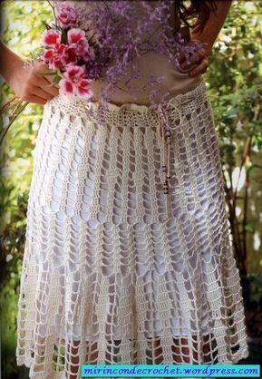 bde95decd4 Bonita falda …verdad