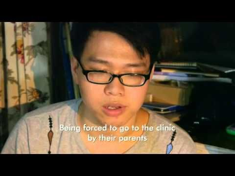 Disturbing Video Shows China's 'Gay Shock Therapy' - http://www.sqba.co/omg/disturbing-video-shows-chinas-gay-shock-therapy/