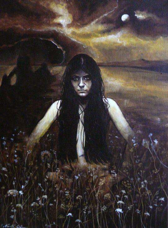 Lilith In Scorpio Cometh-Nemeth Gabor