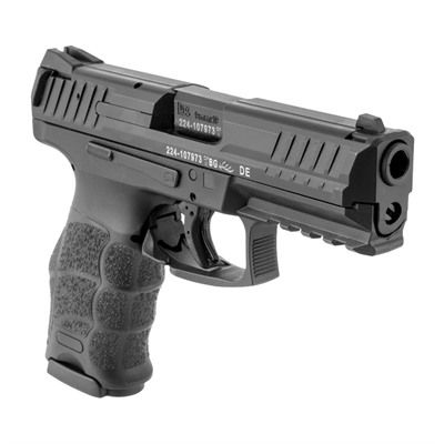 HECKLER & KOCH VP9 4.1IN 9MM BLACK BLACK POLYMER 3 DOT NIGHT SIGHT 15+1-ROUND | Brownells