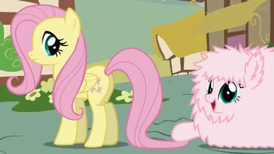 my little pony fluffle puff gif - Buscar con Google  For some reason I can't stop laughing