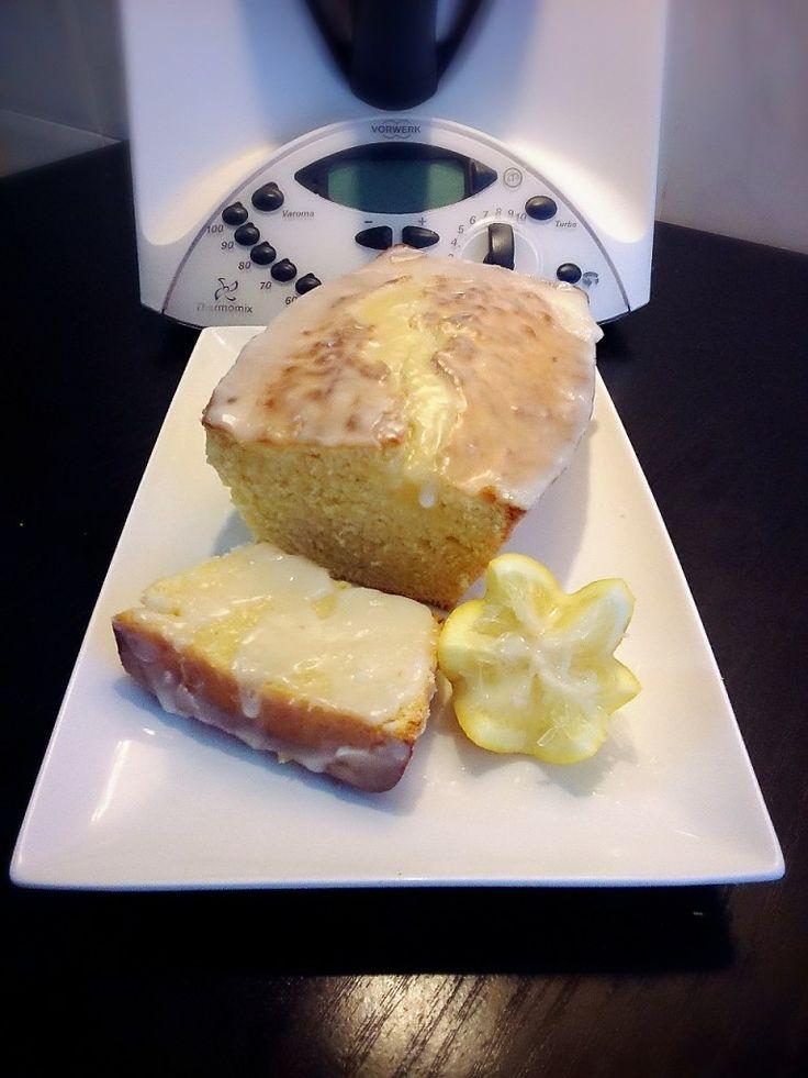 Cake de Limón (Thermomix)