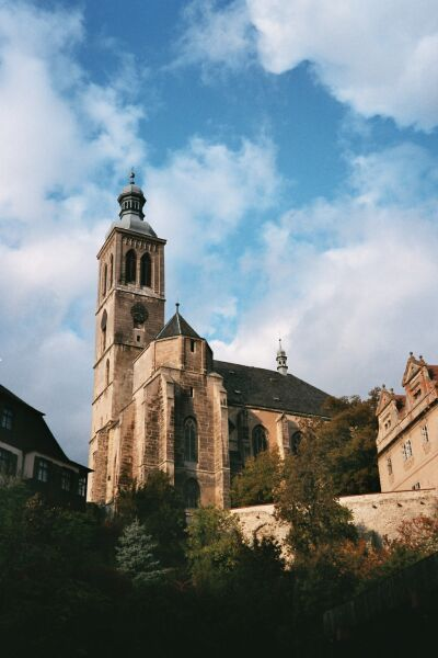 Kostel sv.  Jakuba,KUTNÁ HORA