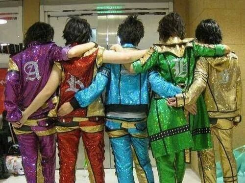 Arashi - I know I have already pinned this but I love this picture!
