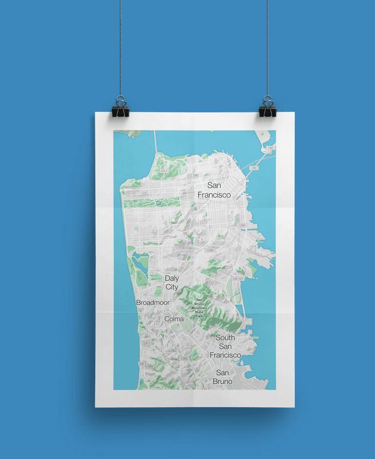 Map Design 57 best GIS Design images