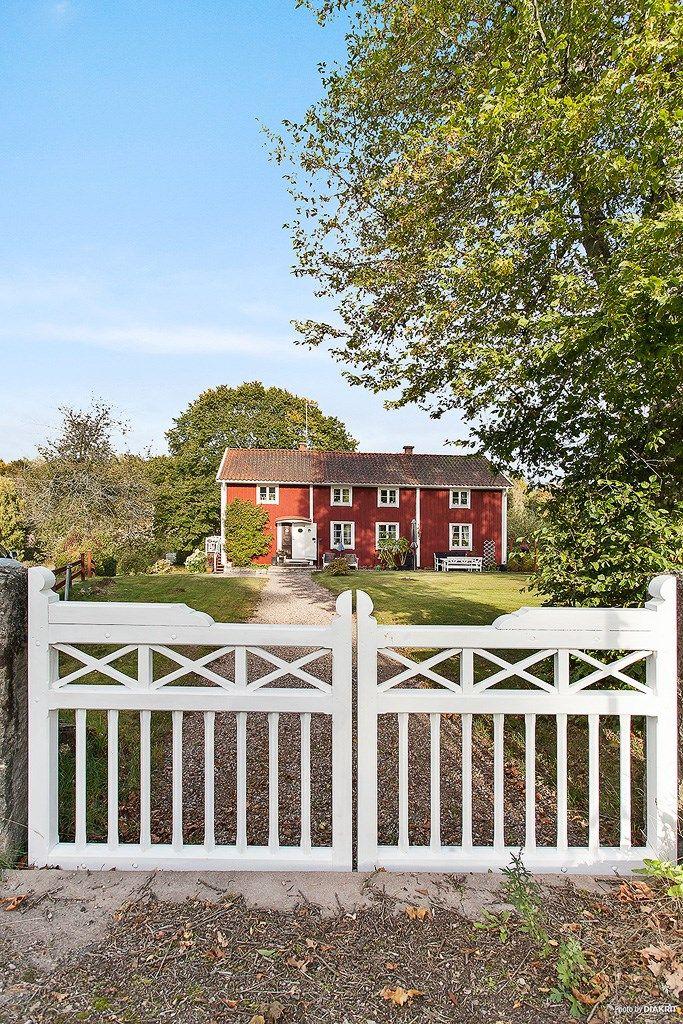 Fantastiskt 1700-talshus kan bli ditt