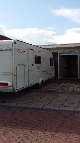 Sterckeman caravan uit 2005 te koop op CampersCaravans.nl
