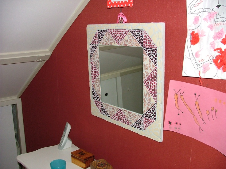 Mozaiek mirror