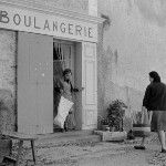 Bakery in the south of France - Les Salles-sur-Verdon dans le Var, 1973, Jean Gaumy - via @Jean Loang-Philippe de Tonnac