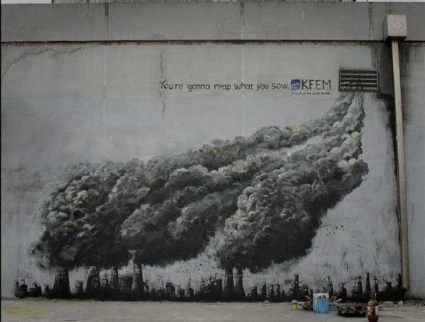 Les parisiens se préoccupent grandement de la pollution de l'air… Airparif…