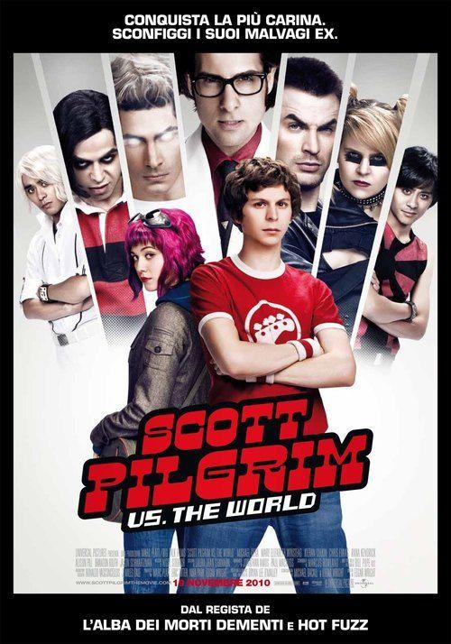 Watch->> Scott Pilgrim vs. the World 2010 Full - Movie Online