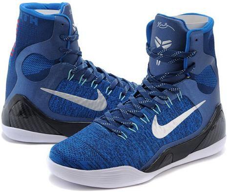 4a9fe6f07b7 ... denmark nike kobe ix elite mens basketball shoes blue641714 4044 kobe 9  high top elite men