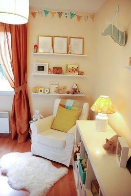 Comfy Cozy Baby Room
