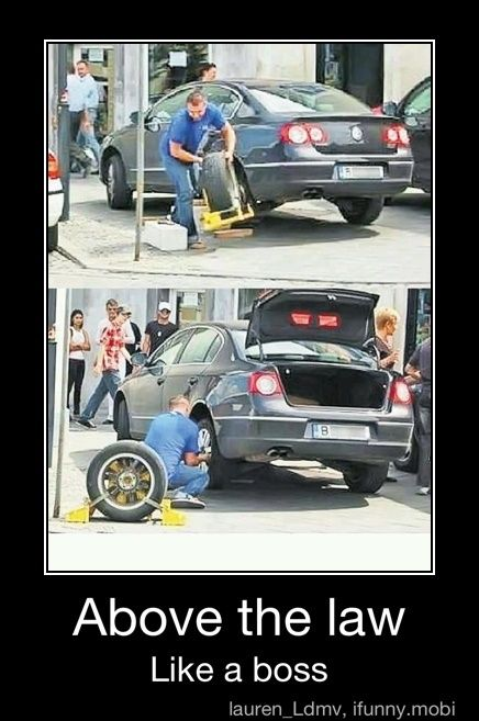 lol Now that is thinking outside of the box!