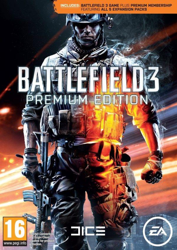 Hulppean Haluttu Battlefield 3 -
