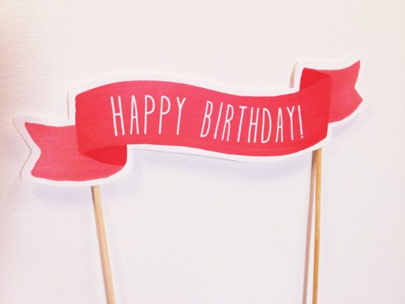 56 best images about birthday on pinterest bunting banner on cake happy birthday banner