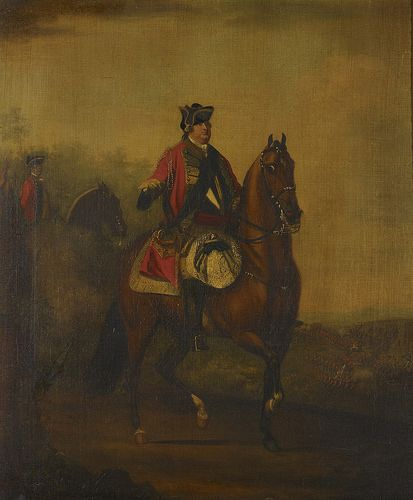 HRH THE PRINCE WILLIAM AUGUSTUS DUKE OF CUMBERLAND