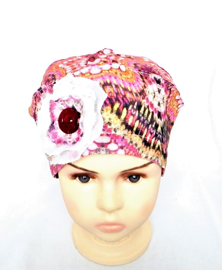 #chemo headwear,#chemo headscarf #kids chemo hats#summer hats #headcover #bonnets #chapeau chimio #chapeau coton #couvre tête by BleukaktusHats on Etsy