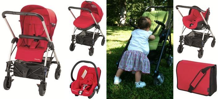 La poussette Trio Streety Plus de Bébé Confort à découvrir et à gagner sur le blog de Je suis papa !   #bebe #enfant #papa #maman #famille #poussette