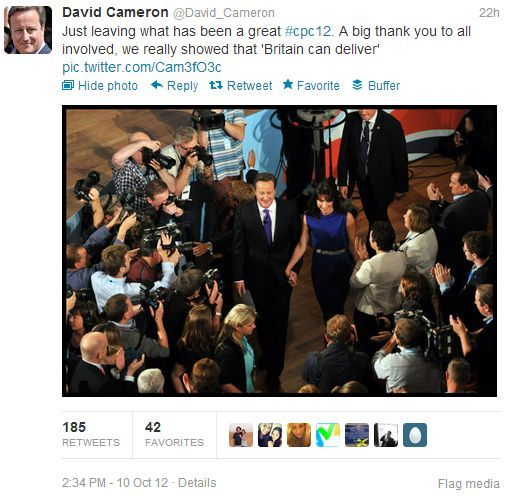 "David Cameron caused a stir last week when he finally hopped aboard the social media bandwagon. This move was quite unexpected as he was famously quoted as saying that ""too many tweets might make a tw*t"" in a radio interview."