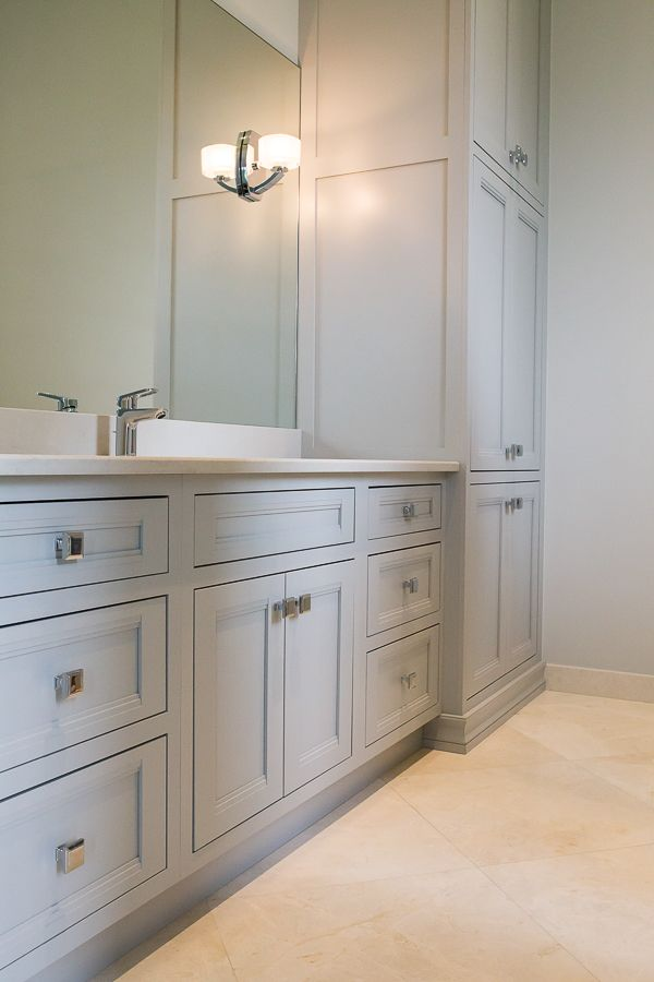 Sending Many Thanks To Our Friends At TNT Cabinetry In Florida! Guest Bath  / Master